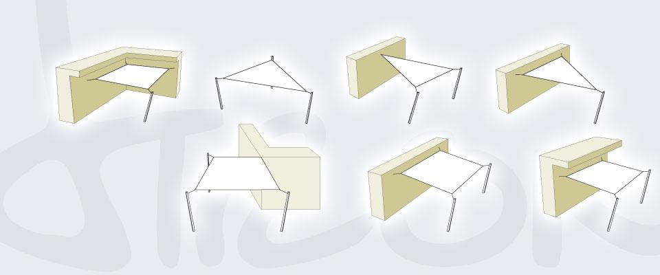 sistemi ombreggianti Airone